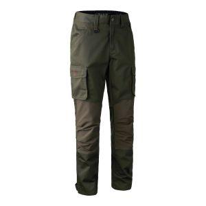Elastične hlače Deerhunter Rogaland Stretch Trousers 3772 | Adventure Green (353)
