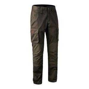 Elastične hlače Deerhunter Rogaland Stretch Trousers 3772 | Brown Leaf (571)