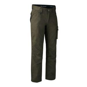 Lovske hlače Deerhunter 3773 Rogaland Trousers | Adventure Green (353)