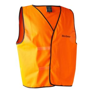 Oranžen telovnik za skupni lov Deerhunter 4645 Pull-over Waistcoat | 669 Orange