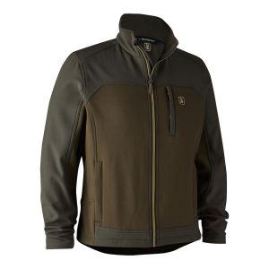 Lovska jakna Deerhunter Rogaland Softshell Jacket 5773 | Adventure Green (353)