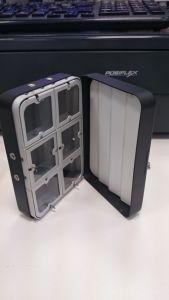 Mala aluminijasta škatla za muhe ALU ŠKATLA 6