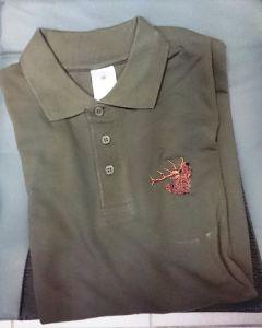Lovska polo majica KR - jelen | L