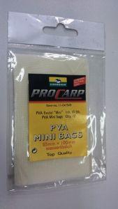 PVA vrečke CORMORAN PVA MINI BAGS 65x100 mm | 10 kos