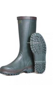 Lovski gumi škornji z neopren podlogo TIGAR Highlander