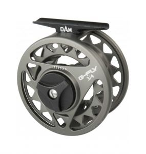 Muharska rola DAM QUICK G-FLY REEL 3/4 / 1BB