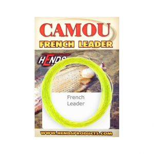 Predvrvica HENDS CAMOU FRENCH LEADER 9m | UNF 999 Fluo Yellow