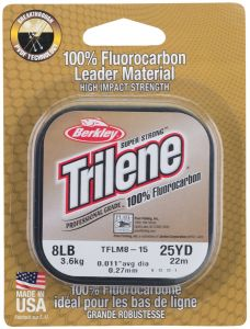 Fluorokarbon laks Berkley Trilene Fluorocarbon Leader 25 m | 0.15 mm 1323801