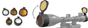 HAWKE flip-up zaščitni pokrovčki za strelne daljnoglede | velikost: 5 (51-56 mm)