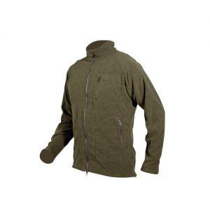 Lovska flis jakna Hart Fleece Jacket WAGRAIN-ZF Green/Black