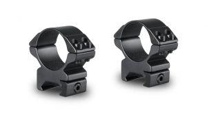 Montaža za strelni daljnogled HAWKE Match Mount 30mm 2 Piece Weaver Medium | 22116