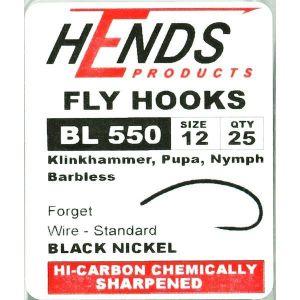 Trnek brezzalustnik Hends BL 550 25 kos | 12