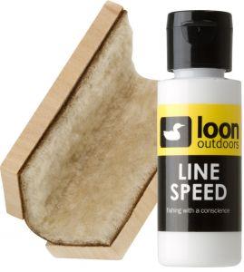 Čistilo za žnoro Loon Outdoors LINE UP KIT