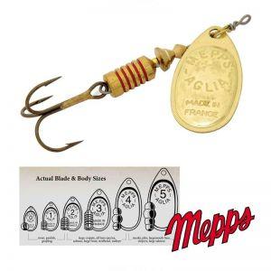 Blinker Mepps AGLIA 2 | zlat