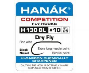 Muharski trnki HANAK 130 BL Czech Dry Fly 25 kos | #10