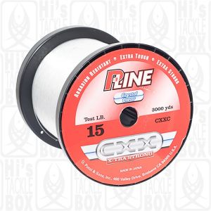 Laks P-LINE CXX X-TRA STRONG - Crystal Clear 1000 m | 0.47 mm