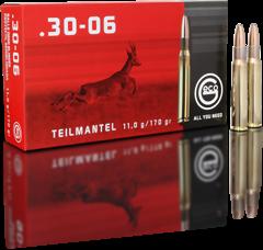 Strelivo   naboji GECO 30-06 TM 11.0g (20 kos)