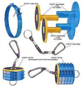 Stroft komplet držal za lakse Leader spools system set of 3 | 3716