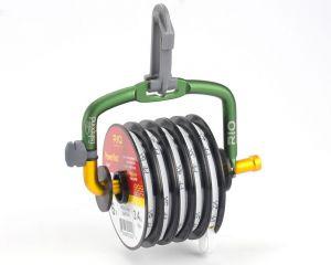 Držalo za laks in laks RIO Headgate Tippet Dispenser & Tippet Spools