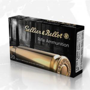 Strelivo   naboji Sellier & Bellot 5,6x50R MAG SP 3,24g (20)