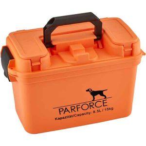 Kovček za strelivo in opremo PARFORCE Transport- und Munitionsbox   orange