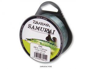 Laks za ščuko Daiwa SAMURAI PIKE | 0.30 mm 450 m