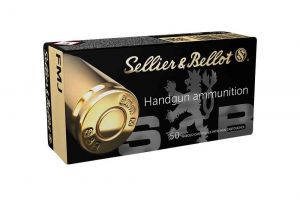Strelivo Sellier & Bellot 6,35 Browning FMJ 3,3g (50 kos)