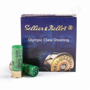 TRAP strelivo Sellier-Bellot 12x70 TRAP 24 SUPER