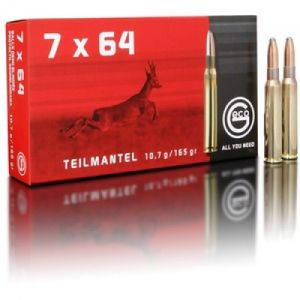 Strelivo   naboji GECO 7x64 TM 10.7g   20 kos