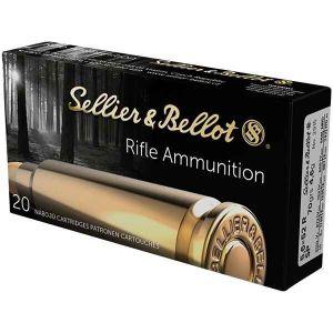 Strelivo | naboji Sellier & Bellot 5,6x52R SP 4,6g (20)
