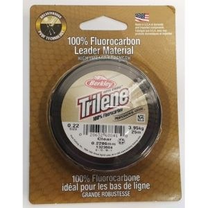 Fluorokarbon laks Berkley Trilene Fluorocarbon Leader 25 m | 0.30 mm 1323807