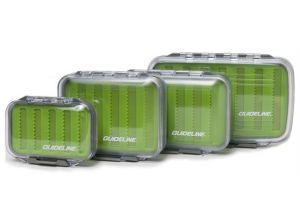 Dvostranska škatla za muhe Guideline Double Side Silicone Medium fly box