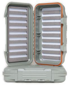 Vodoodporna škatla za muhe Guideline WP Fly Boxes Double Side Slit Foam