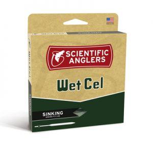 Toneča žnora | muharska vrvica Scientific Anglers WET CEL SINK 6 | WF-8-S