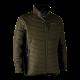 Lovska jakna Deerhunter Moor Padded Jacket with softshell 5571 | Adventure Green (353)